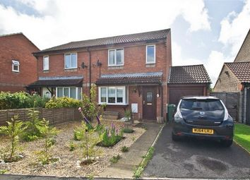 Thumbnail 3 bed semi-detached house for sale in Barrington Place, Shepton Mallet