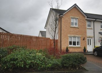 Thumbnail 3 bed end terrace house for sale in Rattray Crescent, Morningside, Wishaw