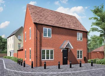 "Thumbnail 3 bed end terrace house for sale in ""The Holt"" at Pioneer Way, Bicester"