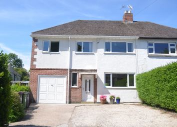 Thumbnail 4 bed property for sale in Smisby Road, Ashby De La Zouch