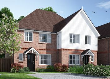 Thumbnail 3 bed semi-detached house for sale in Horsham Road, Pease Pottage, Crawley