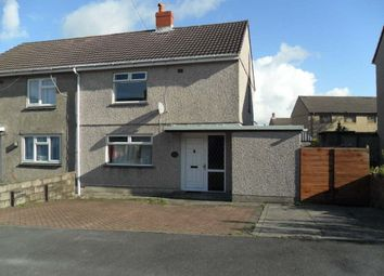 Thumbnail 2 bed semi-detached house for sale in Rhosnewydd, Tumble, Llanelli