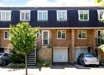 Thumbnail 3 bed terraced house for sale in Anns Court, Grove Road, Surbiton