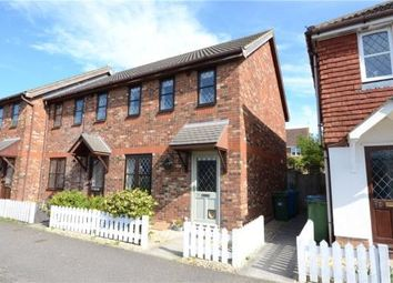 Thumbnail 2 bedroom end terrace house for sale in Hebbecastle Down, Warfield, Berkshire