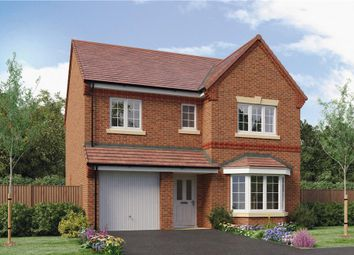 "Thumbnail 4 bed detached house for sale in ""Whitwell"" at Oteley Road, Shrewsbury"