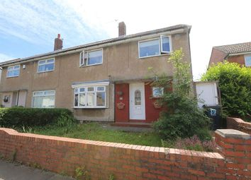 Thumbnail 3 bed semi-detached house for sale in Rickgarth, Gateshead, Tyne And Wear