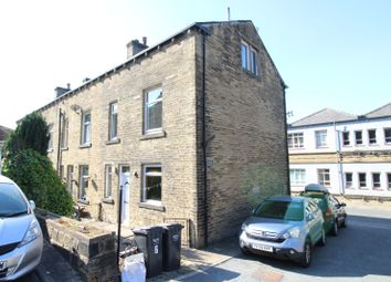 Thumbnail 4 bed end terrace house for sale in Oakleigh, Hebden Bridge, West Yorkshire