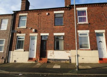 Thumbnail 2 bed terraced house for sale in Best Street, Fenton, Stoke-On-Trent