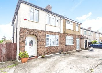 Thumbnail 3 bed semi-detached house for sale in Field End Road, Ruislip, Middlesex