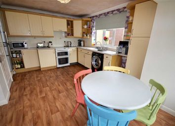 Thumbnail 4 bed detached bungalow for sale in Fox Lane, Thorpe Willoughby, Selby