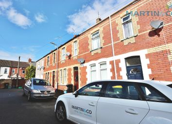 Thumbnail 2 bed terraced house for sale in Llewellyn Street, Newport