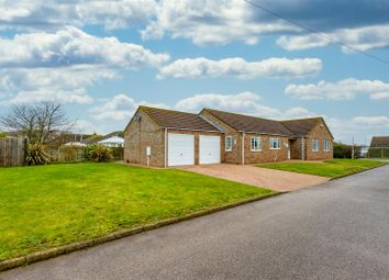 Thumbnail 4 bed bungalow for sale in Beldings Close, Firsby, Spilsby
