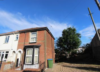Thumbnail 4 bedroom semi-detached house for sale in Southcliff Road, Southampton
