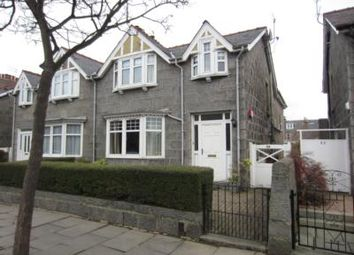 Thumbnail 4 bedroom terraced house to rent in Forbesfield Road, Aberdeen AB15,