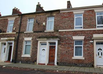 Thumbnail 2 bed flat for sale in Alexandra Road, Gateshead