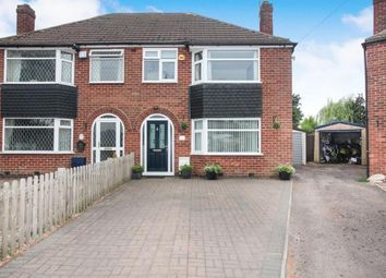 Thumbnail 4 bed semi-detached house for sale in Bantam Grove, Keresley, Coventry, West Midlands