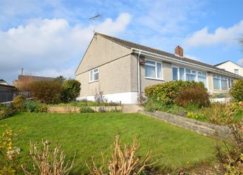 Thumbnail 3 bed semi-detached bungalow for sale in Springfield Road, Falmouth