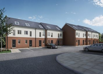 Thumbnail 3 bed town house for sale in The Woodlands, Poolsbrook, Chesterfield