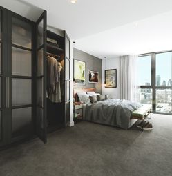 2 bed flat for sale in Vaughan Way, London E1W