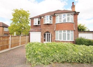 Thumbnail 4 bedroom detached house for sale in Woodhall Road, Wollaton, Nottingham