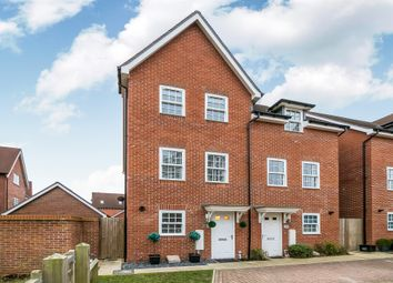 Thumbnail 4 bed semi-detached house for sale in Coppice Lane, Horley