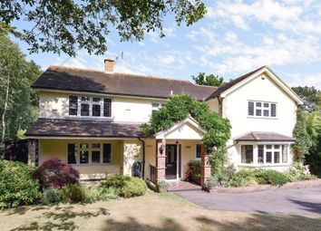 Thumbnail 4 bed detached house for sale in Burnhams Road, Bookham, Leatherhead