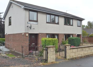 Thumbnail 3 bed semi-detached house for sale in Burnside Crescent, Clackmannan