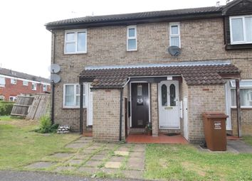 Thumbnail 1 bed maisonette for sale in Weybridge Close, Chatham, Kent.