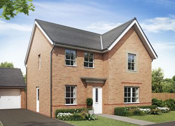 """Thumbnail 4 bed detached house for sale in """"Radleigh"""" at Black Scotch Lane, Mansfield"""