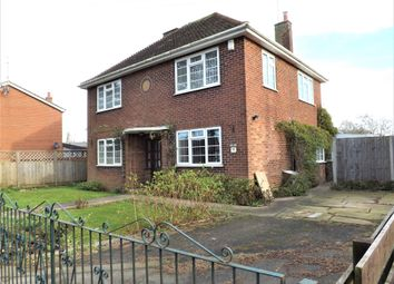 Thumbnail 3 bed detached house for sale in Fen Road, Holbeach, Spalding