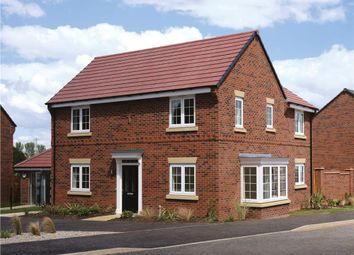 "Thumbnail 4 bedroom detached house for sale in ""Witley"" at Platt Lane, Keyworth, Nottingham"
