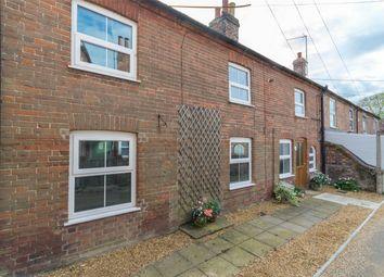 Thumbnail 3 bed terraced house for sale in Oak Street, Fakenham