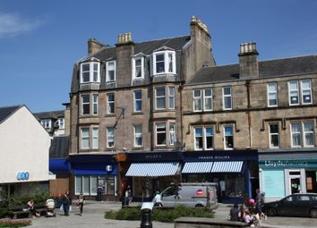 Thumbnail 1 bed flat for sale in 2/2, 34 Montague Street, Isle Of Bute, Rothesay
