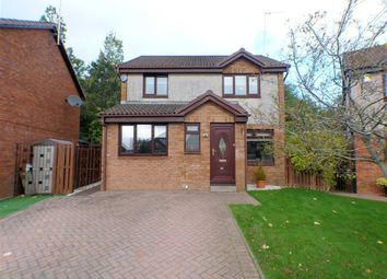 Thumbnail 4 bed detached house for sale in Mcewan Gardens, Kittochglen, East Kilbride