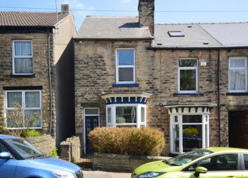 Thumbnail 3 bedroom end terrace house for sale in Brighton Terrace Road, Sheffield, South Yorkshire