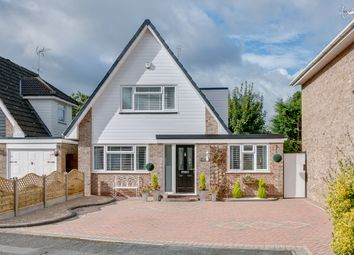 Thumbnail 3 bed detached house for sale in Cradley Close, Redditch