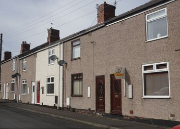 Thumbnail 2 bed terraced house to rent in South View, Sherburn Hill, Durham