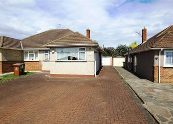 Thumbnail 2 bed semi-detached bungalow for sale in Montgomery Close, Sidcup, Kent