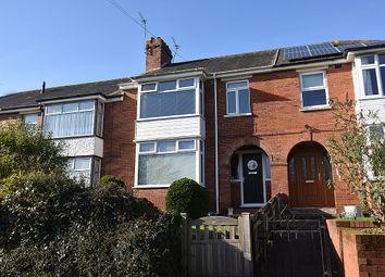 3 bed terraced house for sale in Hamlin Lane, Heavitree, Exeter EX1