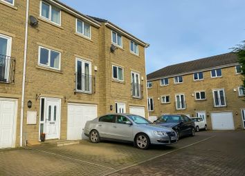 Thumbnail 4 bed town house for sale in Cypress Court, Shelf, Halifax