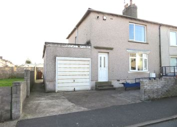 Thumbnail 3 bed end terrace house for sale in Rydal Avenue, Whitehaven, Cumbria