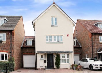 5 bed link-detached house for sale in Lucksfield Way, Bramley Green, Angmering, West Sussex BN16