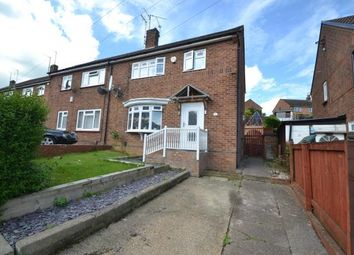 Thumbnail 3 bed semi-detached house for sale in Dalkeith Road, Wellingborough, Northamptonshire