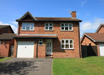 Thumbnail 4 bed detached house for sale in Falcon Way, Botley, Southampton