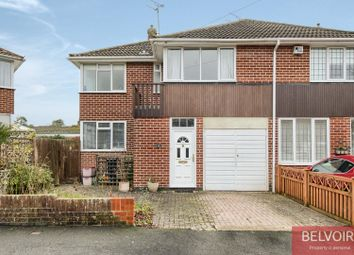Thumbnail 3 bed semi-detached house for sale in Lindsey Crescent, Kenilworth