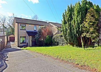 Thumbnail 3 bedroom semi-detached house for sale in Tai Newydd, Poplar Road, Rhydyfelin, Pontypridd