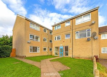 Thumbnail 3 bed flat for sale in Allen Close, Wheathampstead, Hertfordshire