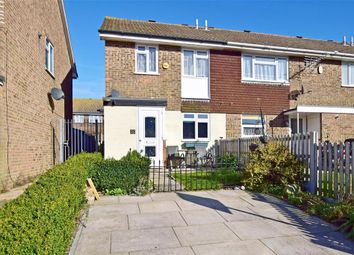 Thumbnail 3 bed terraced house for sale in St. Christopher Close, Margate, Kent