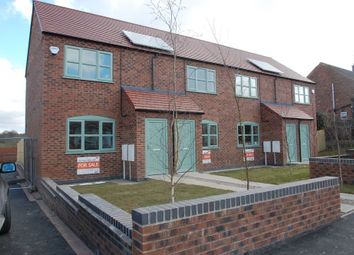 Thumbnail 2 bed property to rent in Goseley Avenue, Hartshorne, Swadlincote, Derbyshire