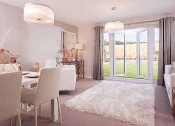 "Thumbnail 3 bed detached house for sale in ""Folkestone"" at Queen Charlton Lane, Whitchurch, Bristol"